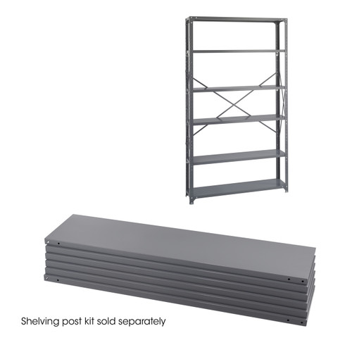 48 x 12 Industrial 6 Shelf Pack
