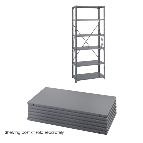 36 x 18 Industrial 6 Shelf Pack