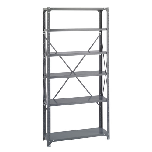 36 x 12 Commercial 6 Shelf Kit