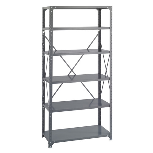 36 x 18 Commercial 6 Shelf Kit