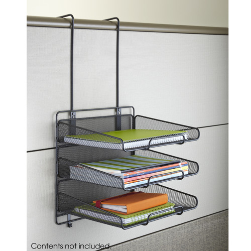 Onyx Panel Organizer Triple Tray