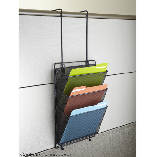 Onyx Panel Organizer Triple Basket