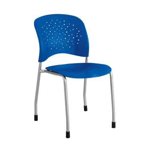 Reve Guest Chair Straight Leg Round Back (Qty. 2)