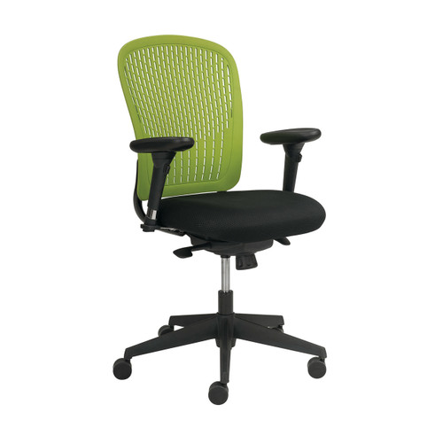 Adatti Task Chair Green/Black