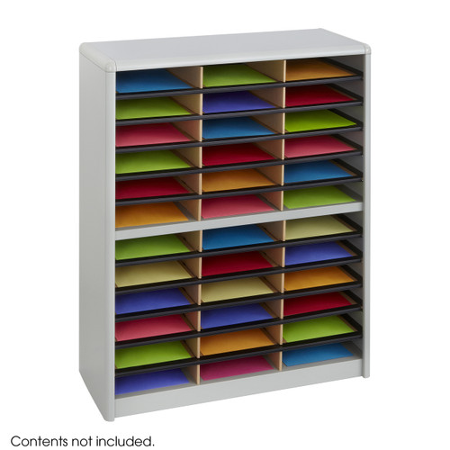 Value Sorter Literature Organizer, 36 Compartment