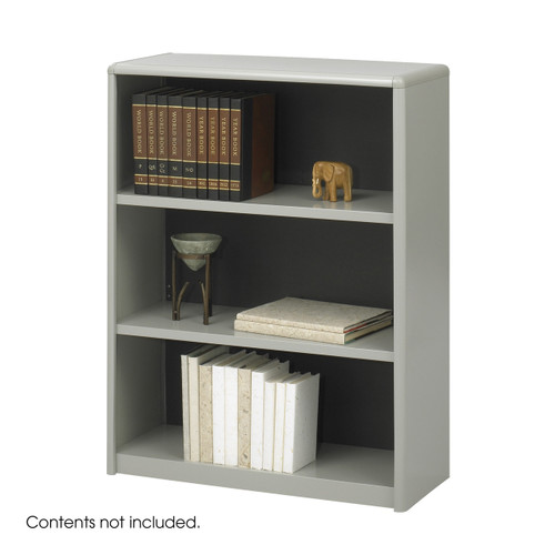 3-Shelf ValueMate? Economy Bookcase