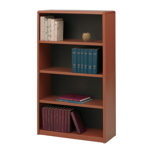 4-Shelf ValueMate Economy Bookcase