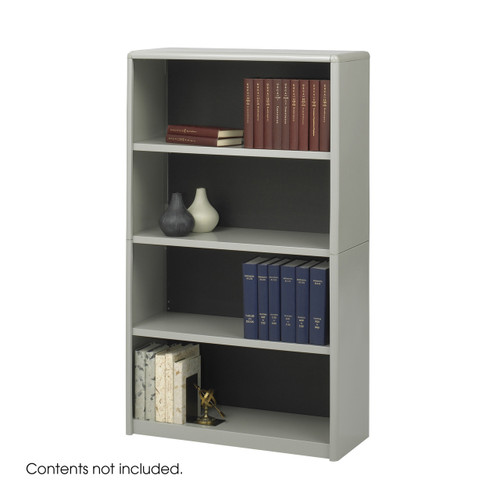 4-Shelf ValueMate? Economy Bookcase