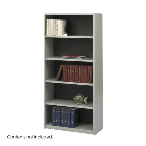 5-Shelf ValueMate? Economy Bookcase