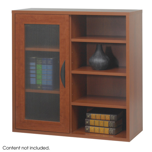 Apres Modular Storage Single Door/ Open Shelves