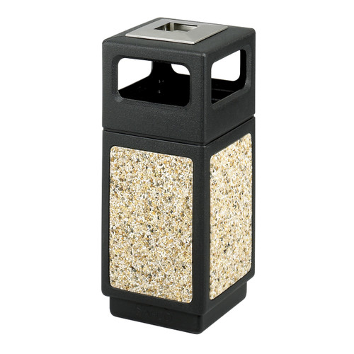 Canmeleon Aggregate Panel, Ash Urn/Side Open, 15 Gallon