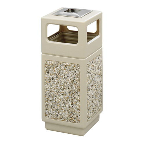 Canmeleon? Aggregate Panel, Ash Urn/Side Open, 15 Gallon