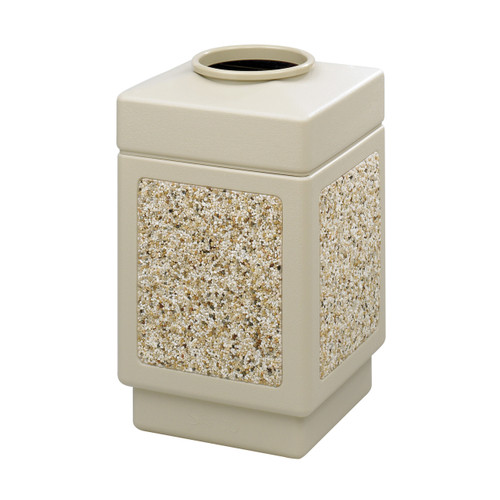 Canmeleon Aggregate Panel, Top Open, 38 Gallon