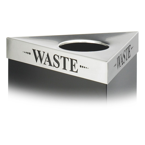 "Trifecta ""Waste"" Lid"