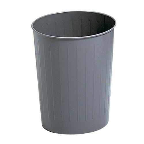 Round Wastebasket, 23-1/2 Qt. (Qty. 6)