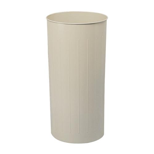 Round Wastebasket, 80 Qt. (Qty. 3)