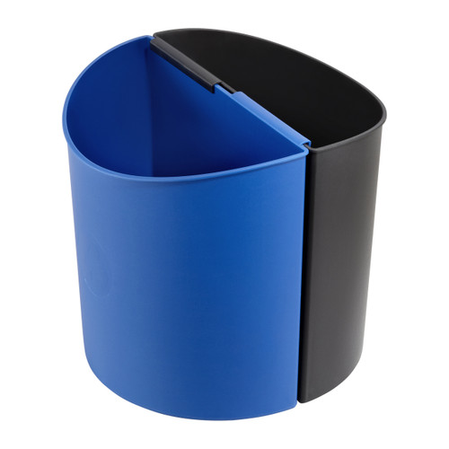 Desk-Side Recycling Receptacle-SM