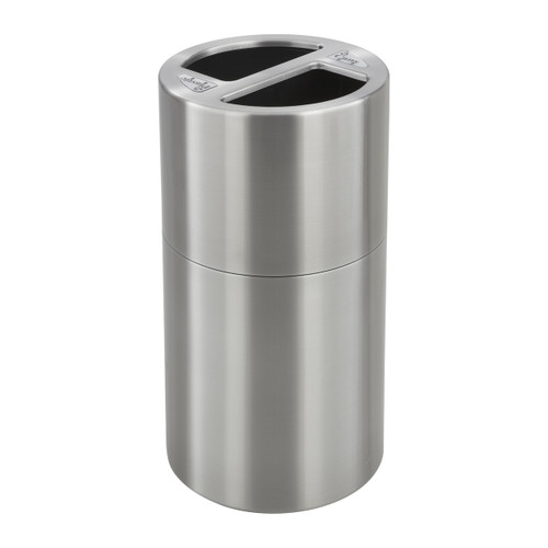 Dual Recycling Receptacle