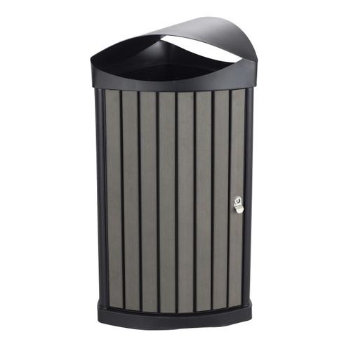 Nook Indoor/Outdoor Waste Receptacle