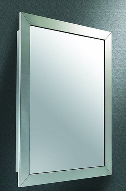 Ketcham single door medicine cabinets Premier Series - Single Door  Wide Frame