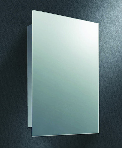 Ketcham single door medicine cabinets Stainless Steel Series - Single Door