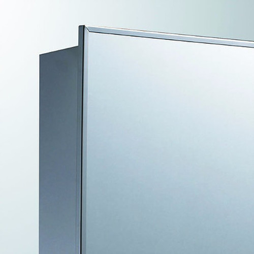Ketcham Light Mirror Medicine Cabinets Deluxe with Top Light Series