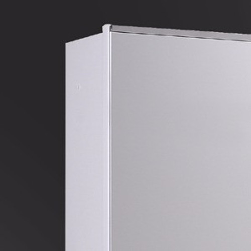 Ketcham Lighted Mirror Medicine Cabinets Sliding Door Series