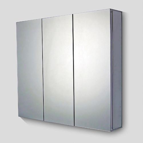 Ketcham Sliding Door Medicine Cabinets Premier Series - Tri-View