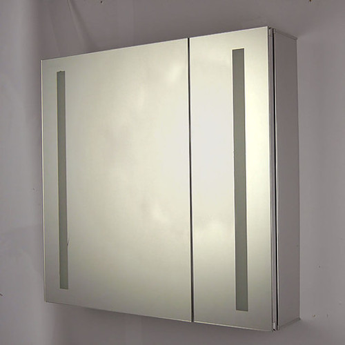 Ketcham Sliding Door Medicine Cabinets Premier Series with LED