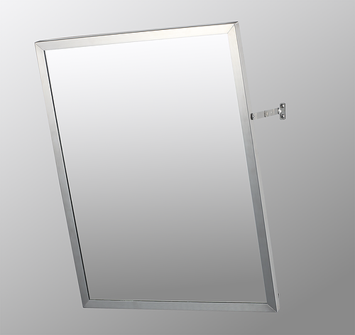 Ketcham Washroom Mirrors Series - Fixed Tilt Accessible Mirror