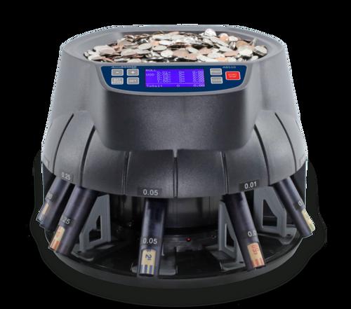 AB510 Coin: Counter/Sorter/Roller