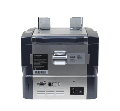 AB7100 Mixed Bill Value Counter ( 1 currency)