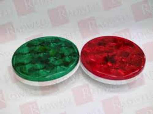 TriLite Replacement LED Lamp Kit (Set of 2-Red & Green) 24VDC