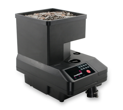 AB-650-PLUS High Capacity Coin Counter