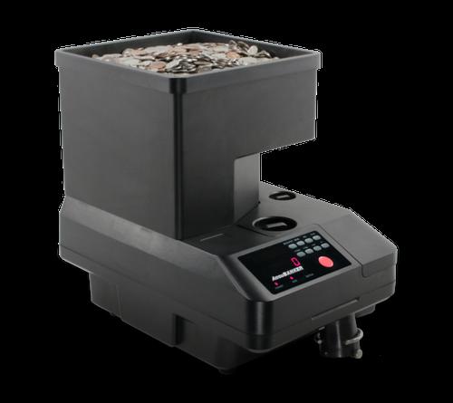 AB-650-PLUS High Capacity Coin Counter