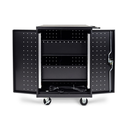 24-Laptop / Chromebook Charging Cart
