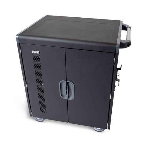 32-Chromebook / Laptop / Tablet Smart Charging Cart