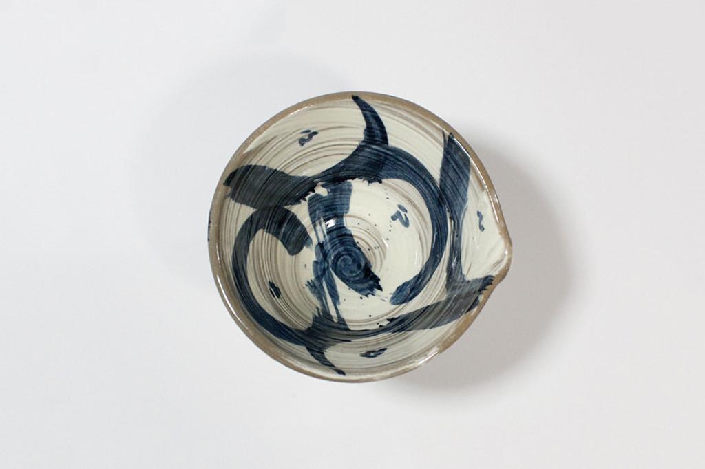 Mashiko-Yaki Pouring Bowl