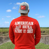 American By Birth Long Sleeve
