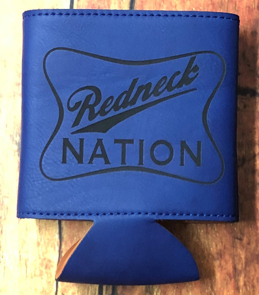 Redneck Nation© Good Life Leather Drink Cooler MMLK-10