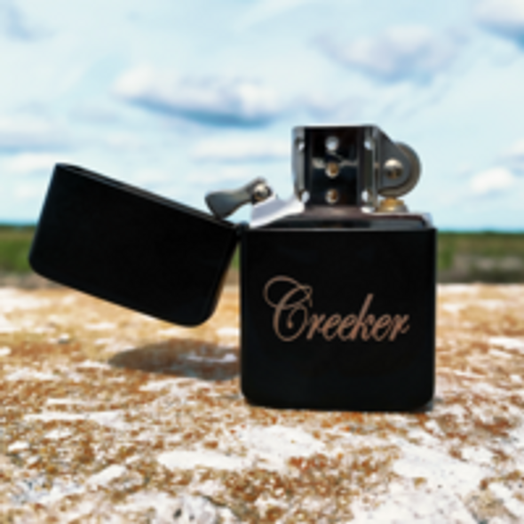 Creeker Flip top Lighter Gift Set