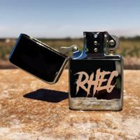 RHEC Flip top Lighter Gift Set