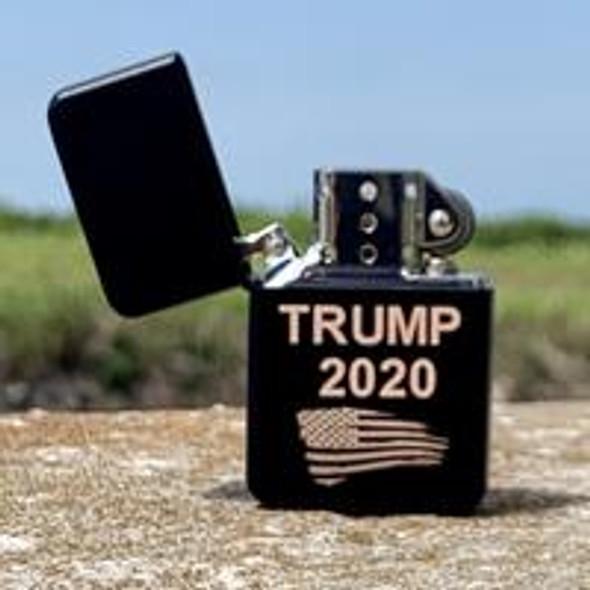 Trump 2020 Flip top Lighter Gift Set