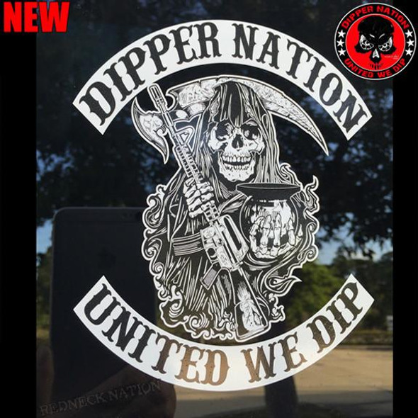 Dipper Nation Sons Crest DNS-3