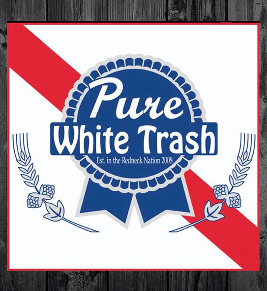 Pure White Trash RNST-3 (Parody)