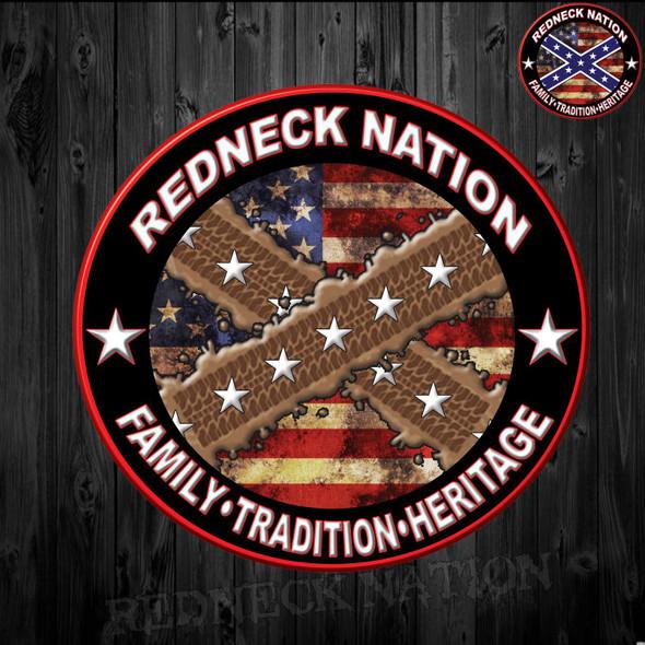 Redneck Nation Mud Rebel RNST-6