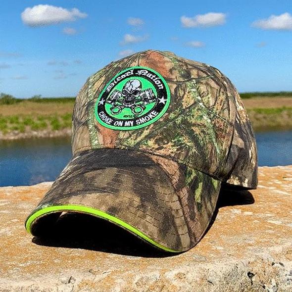 Diesel Nation Mossy Oak Hat DNC-2
