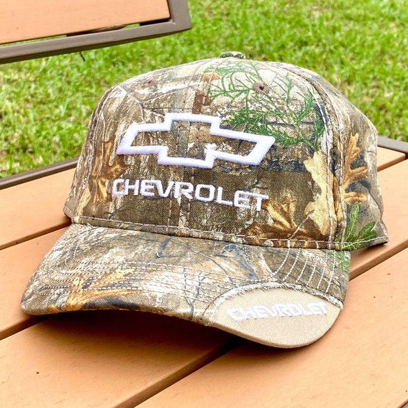 Redneck Nation© Chevy Realtree Xtra Hat TH-2