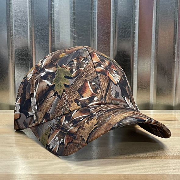Redneck Nation© Confederate Camo© Hat