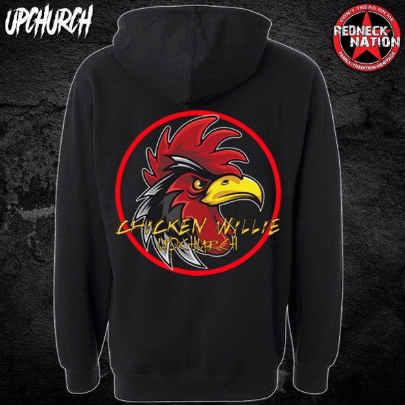 Upchurch© Chicken Willie Hoodie RHECH-16